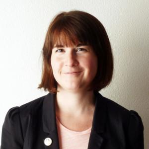 AMANDINE BERTON-SCHMITT, Chargée de mission Education- CENTRE HUBERTINE AUCLERT, membre du jury pour Des femmes à l'initiative dans le cadre du Concours ALTER EGO RATIO